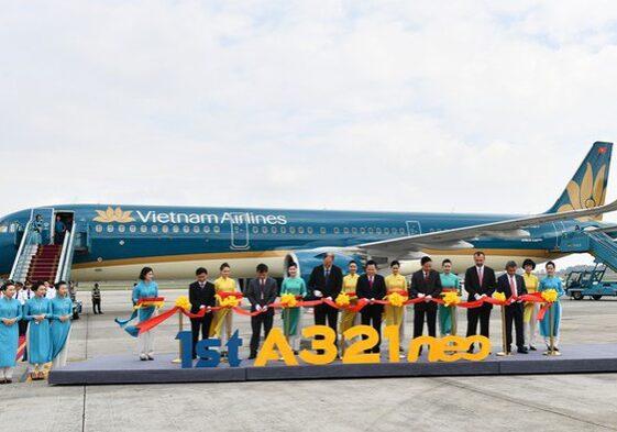 Vietnam Airlines dự kiến sẽ đầu tư 50 tàu bay thân hẹp trong giai đoạn 2021-2025